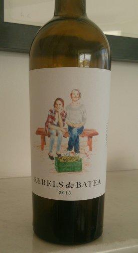 vino Rebels de Batea