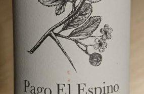 Vino Pago El Espino 2012