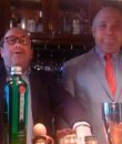 Paul Bordonaba y Iñigo Galatas
