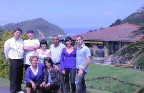 El equipo de Asador San Martín