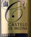 vino Castelo de Medina Verdejo
