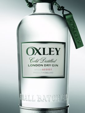 Detalle de Oxley London Dry Gin