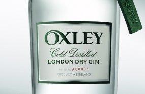 Detalle de Oxley London Dry Gin