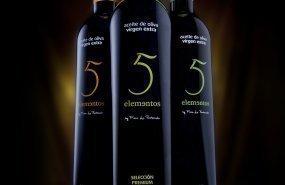 Tres botellas y un aceite diferente