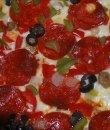 Pizza en dos minutos