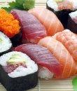 Un surtido de sushi