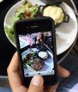 Una fotografía a un plato