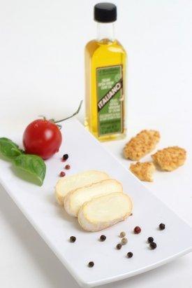 Brie y Camembert, quesos distintos