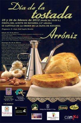 Dia de la Tostada en Arroniz