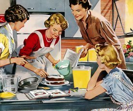 Cocineras de la historia