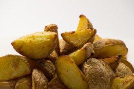 Cómo preparar patatas gajo