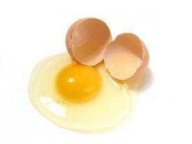 Consumir huevos con moderación