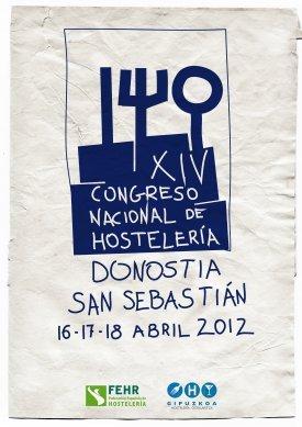 Cartel del Congreso de Hostelería