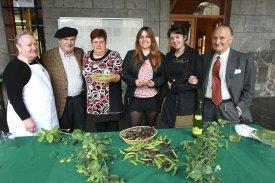 Día del guisante en Astigarraga