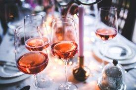 Diferencias entre rosados claretes