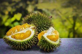 Durián fruta peor olor