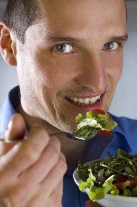Frutas y verduras contra la caries
