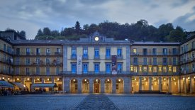 Hotel Bidebide Tolosa