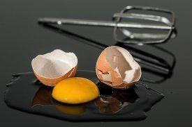 El huevo, clave en la mayonesa