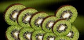 kiwi verde o dorado