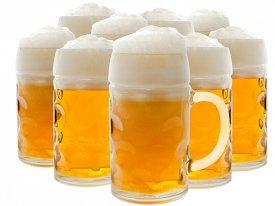 Lata cerveza botellín