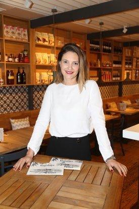 Laura Mateos La Raviolina