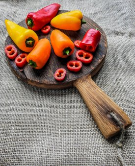 Limpiar utensilios madera
