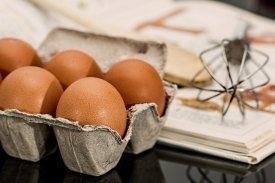 Los huevos son peligrosos en verano