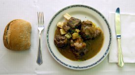 Finaliza la gipuzkoa restaurant week con menus de - La cocina vasca menu fin de semana ...