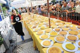 Concurso de tortillas de patatas