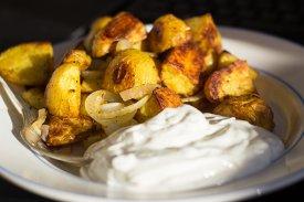 Patatas ali-oli perfectas