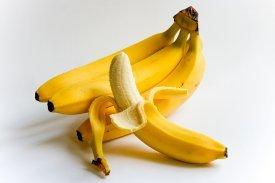 Plátano fruta de la felicidad