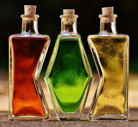 Tamaños de botellas