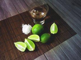 Tequila limón sal