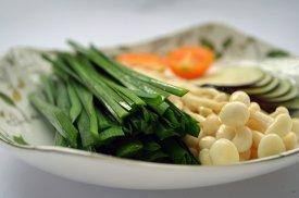 Tipos de corte de verdura
