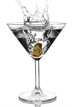 Una refrescante copa