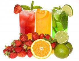 zumo de frutas naturales