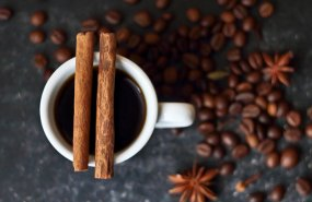 Aromatizar el café