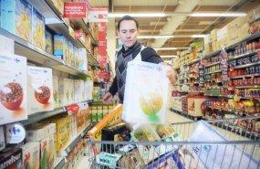 Compras en el supermercado