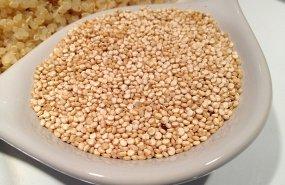 Propiedades para la quinoa