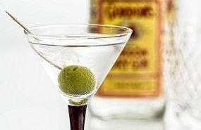 Una copa de vermut