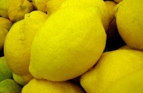 Unos cuantos limones