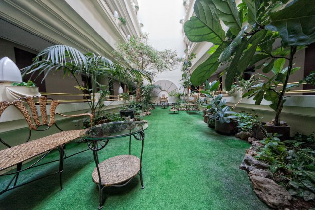 Alimentacion y estancia con sello verde en vitoria for Ciudad jardin vitoria