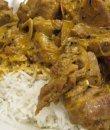 Korma de pollo