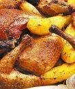 Pichones asados